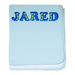 Jared baby blanket