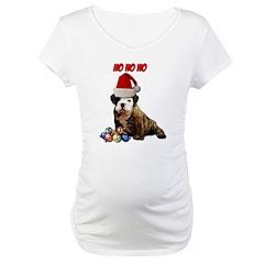 Ho Ho Ho Christmas Puppy Shirt