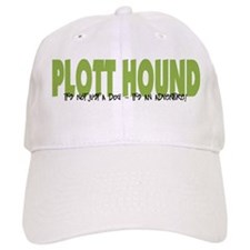 Plott Hound ADVENTURE Baseball Baseball Cap