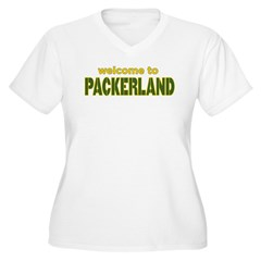 Welcome to Packerland T-Shirt