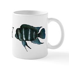 Cyphotilapia frontosa  Mug