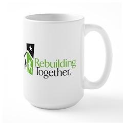 Rebuilding Together Coffee Mug