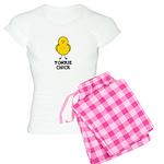 Yorkie Chick Women's Light Pajamas