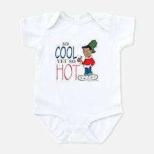 So Cool Yet So Hot Infant Bodysuit