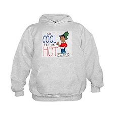 So Cool Yet So Hot Kids Hoodie