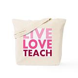 Teaching Canvas Bags