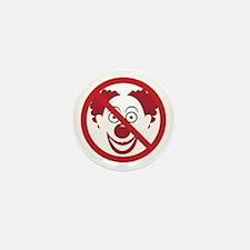 No Bozozzz Mini Button (100 Pack)
