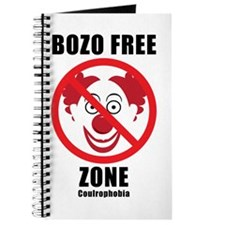 No Bozozzz Journal