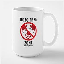 No Bozozzz Mug