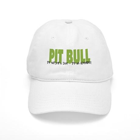 Pit Bull IT'S AN ADVENTURE Cap