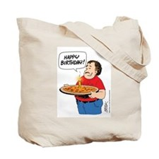 Cool Funky winkerbean Tote Bag