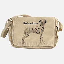 Dalmatian Messenger Bag