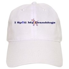I Spoil My Granddogs 2 Baseball Cap