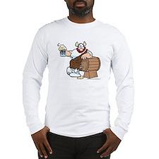 Hagar and Keg Long Sleeve T-Shirt