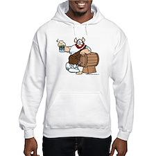 Hagar and Keg Hooded Sweatshirt