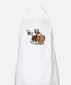 Hagar and Keg BBQ Apron