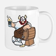 Hagar and Keg Mug