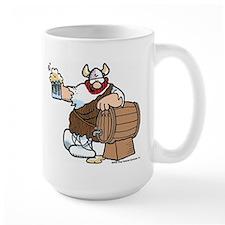Hagar and Keg Large Mug