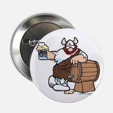 "Hagar and Keg 2.25"" Button"