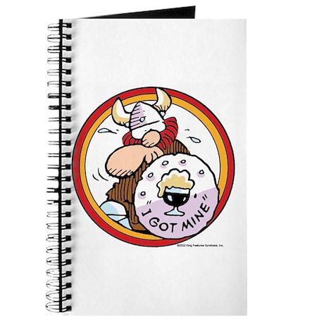 I Got Mine Journal