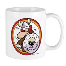 I Got Mine Small Mug