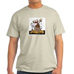 Hagar on Keg Light T-Shirt