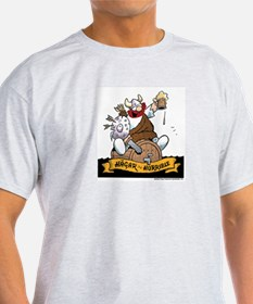 Hagar on Keg T-Shirt