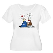 The Way to His Heart... T-Shirt