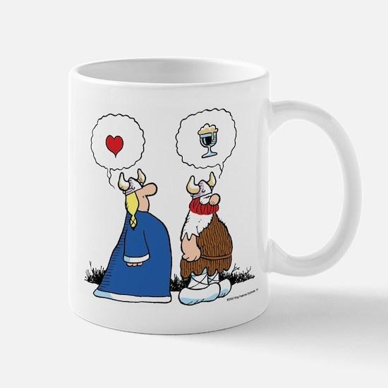The Way to His Heart... Mug