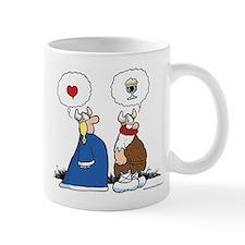 The Way to His Heart... Small Mug