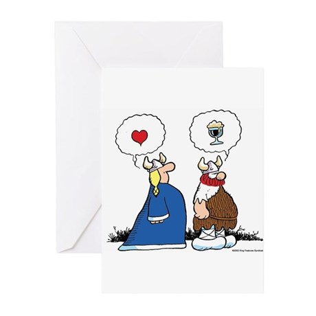 The Way to His Heart... Greeting Cards (Pk of 10)