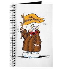 Go Barbarians! Journal