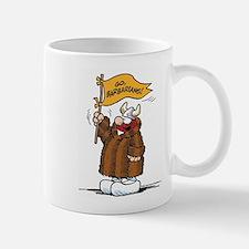 Go Barbarians! Small Small Mug
