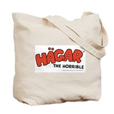 Cute Hagar Tote Bag