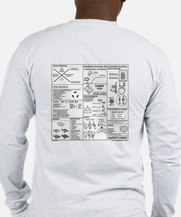 CERT Prompt Long Sleeve T-Shirt