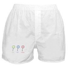 Lolli Lolli Lollipops Boxer Shorts