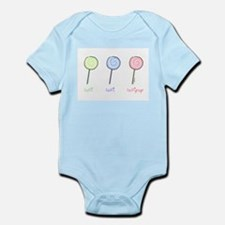 Lolli Lolli Lollipops Infant Creeper