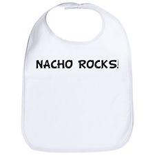 Nacho Rocks Bib