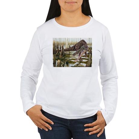 Baryonyx Women's Long Sleeve T-Shirt