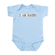 I am Nacho Infant Creeper