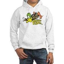 Flying Mallard Hooded Sweatshirt