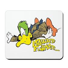 Flying Mallard Mousepad