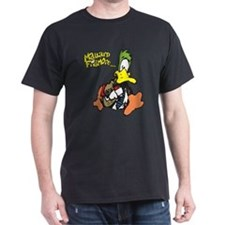 Walking Mallard Dark T-Shirt