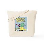 Mallard Fillmore Logo Tote Bag