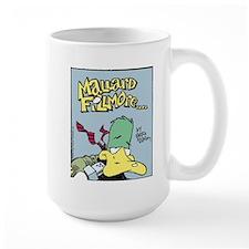 Mallard Fillmore Logo Large Mug