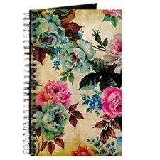 Floral Antique Journal