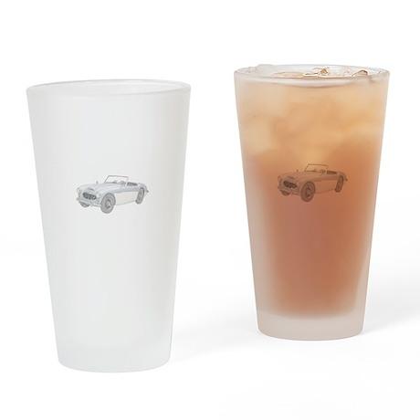 Austin Healey 3000 Mark I - 1960 Drinking Glass