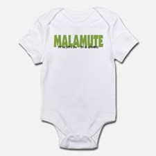 Malamute IT'S AN ADVENTURE Infant Bodysuit