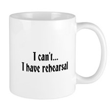 Cute Rehearsal Mug