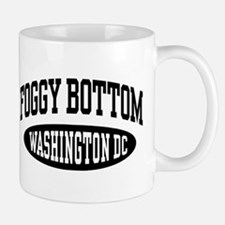 Foggy Bottom Washington DC Mug
